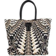 ROBERTO CAVALLI Shoulder bag ($270) ❤ liked on Polyvore
