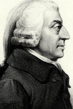 Adam Smith - a Scottish moral philosopher and a pioneer of political economy, considered the father of economics Karl Marx, The Wealth Of Nations, Agricultural Revolution, Classical Liberalism, Age Of Enlightenment, Invisible Hand, Economic Systems, Economic Analysis, Civil Rights