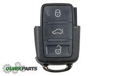 OEM NEW VW Volkswagen Keyless Entry Key Fob Remote Transmitter Eos Golf Jetta #Volkswagen