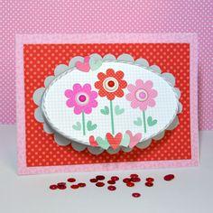 Love You - Scrapbook.com - Super cute Valentine!