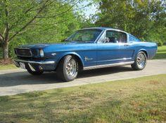 "1966 Ford Mustang ""Calamity Jane"" - Imgur"