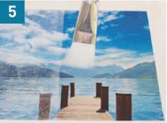Kreul 49953 - Foto Transfer Potch, 750 ml Foto Transfer Potch, Transférer Des Photos, Thing 1, Wind Turbine, Animation, Deco, Travel, Painting, Outdoor