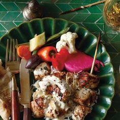 Toum: The Secret Sauce for Great Lebanese Food.  Garlic Sauce