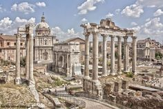 Forum Romano | arquitecturaA&D+1: IMPERIO ROMANO