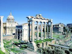 The Forum of Caesar Rome  ( ©  Steven Vidler/Eurasia Press/Corbis)