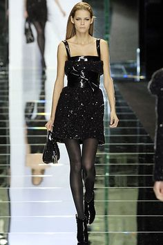 Elie Saab | Fall 2007 Ready-to-Wear Collection | Style.com