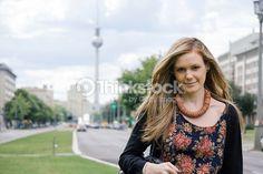 Stock Photo : Urban Professional Female