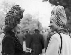 turbaned ladies # Vintage Turban