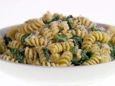 Fusilli with Pecorino Romano and Black Pepper Recipe : Giada De Laurentiis : Food Network - FoodNetwork.com
