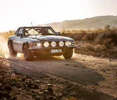 Mercedes Benz 450SL Rally