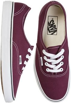 VANS AUTHENTIC SHOE | Swell.com