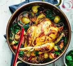 Chicken Recipes, Roast Chicken, Fried Chicken, Rotisserie Chicken, Beef Tenderloin Roast, Smoked Ribs, Party Dishes, Roast Dinner, Amigurumi