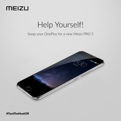 Meizu Will Let Some Of You Swap Your OnePlus 2 For PRO 5