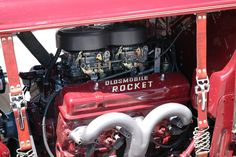 1932 Ford hi-boy, maroon - Olds engine | Flickr - Photo Sharing!