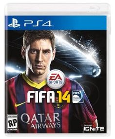 FIFA 14 PS4 #FIFA14 #PS4 #Musthavevideogames #Videogames #Playstation4
