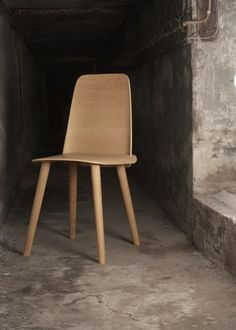 Skim Milk: Nørd by David Fabio Geckeler. It's one of the most unique and nice chair I've seen in a while.