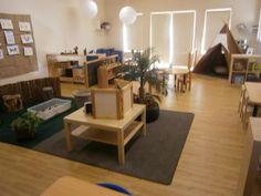 Our Toddlers Room Preschool Classroom Layout, Montessori Preschool, Classroom Design, Classroom Ideas, Reggio Emilia Classroom, Reggio Inspired Classrooms, Toddler Rooms, Toddler Play, Play Spaces
