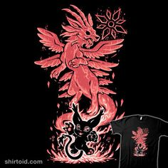 Digital Light Within | Shirtoid #digimon #gaming #gatomon #light #magnadramon #sarahrichford #techranova #videogame