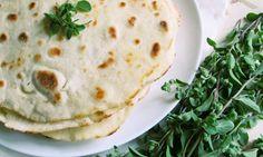 Pšeničné tortilly