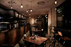 Studio A Signature Projects / Johannesburg, South Africa. Brothers Restaurant, Best Interior, Restaurant Design, South Africa, Brooklyn, Studio, Table, Projects, Furniture