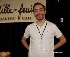 Mille-feuille Bakery's Olivier Dessin sells his fabulous wares in the Village but makes many of them in Brooklyn