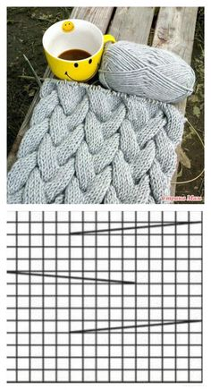 Samples on the pillow - # on # Samples # on the pillow Strickmuster Samples on the pillow - Nora You are in the right place about Knitting Techniques ideas Here we offer you the most beautiful Lace Knitting Patterns, Knitting Stiches, Cable Knitting, Baby Hats Knitting, Knitting Charts, Knitting Designs, Crochet Stitches, Stitch Patterns, Hand Knitting