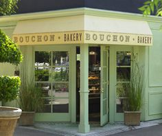 Bouchon Bakery, Yountville, CA
