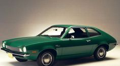 Ahh, the ol' Pinto. It's not had a great reputation over the years, but you have to be a 'badass' to drive this... http://www.ebay.com/gds/10-Uncool-Cars-Worth-Considering-/10000000178487547/g.html?roken2=ta.p3hwzkq71.bsports-cars-we-love #spon #Ford