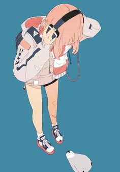 """ダイスケリチャード(22日イベント) on Twitter: """"下から目線… """" Cartoon Kunst, Cartoon Art, Art And Illustration, Pretty Art, Cute Art, Dibujos Cute, Ecchi, Character Design Inspiration, Anime Art Girl"""