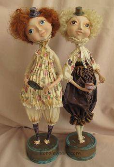 """Королева Мария /Koroleva Mariya/ *Koroleva Art Dolls """"Кристина и Катарина"""""""