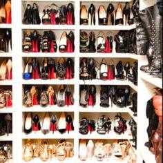 Khloe Kardashian's closet Jealous....