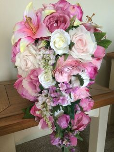 Are you getting married? Have you ordered your wedding flowers?  Here at Sister Sister Bouquets we specialise in everlasting artificial bouquets. Your artificial bouquet will be the perfect keepsake for many years.  We offer a professional service take a look at our reviews & photo albums.  Full price lists available.  https://www.facebook.com/SSBOUQUETS  www.SisterSisterBouquets.co.uk  SisterSisterBouquets@gmail.com