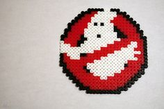 Pixel Art con Hama Beads ghost busters