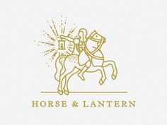 Tryin' to go for one of those subtle triangle things, ya know?  Anyway, just launched my photography portfolio: www.horseandlantern.com  (logo subject to change, if you guys have ideas!)