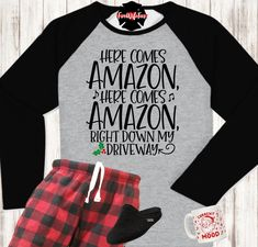 9ea2b249c Excited to share this item from my #etsy shop: Here Comes Amazon Down My