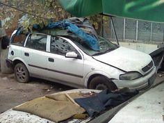 Opel Astra Crash, Avariat de Vanzare
