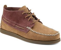 Authentic Original Wedge Chukka, Tan
