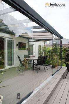 Outdoor Pergola, Outdoor Rooms, Outdoor Living, Gazebo, Kleiner Pool Design, Rooftop Terrace Design, Garden Room Extensions, Back Garden Design, House Extension Design