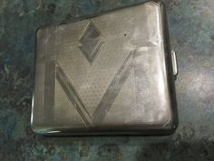 Vintage Made in Germany Silver Tone Metal and by LeftoverStuff