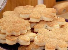Buddy Valastro's Cinnamon and Sugar Pie Crust Cookies Recipe | Rachael Ray Show