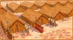roman outpost biblical times | Roman Tents