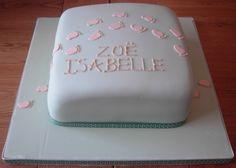 footprint cake