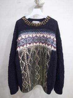 Yuki Fujisawa knitwear