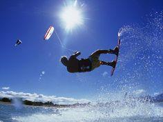 like flying  #Kitesurf #summer