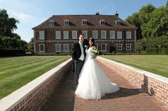 Wedding Photographer at Hall Place