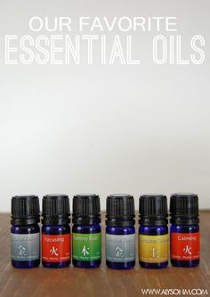 Our Favorite Essential Oils: Native American Nutritionals