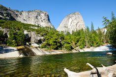 Emerald Pool, Mist Trail, Yosemite!!   Favorite swimming hole