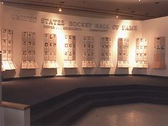 Hockey Hall of Fame Inductees