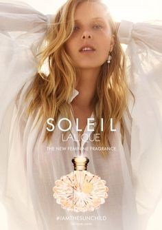 Soleil Lalique is a new perfume by Lalique for women and was released in The scent is fruity-sweet. It is being marketed by Lalique Group / Art & F. Perfume, Bottle Design, Monet, Fragrance, Feminine, T Shirts For Women, Pink, News, Event Posters