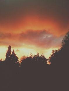 #sunset ☀